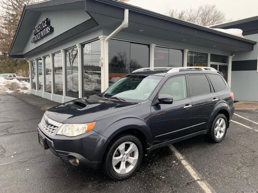 Used Subaru Forester 4dr Auto 2.5XT Touring 2011 | Prestige Pre-Owned Motors Inc. New Windsor, New York