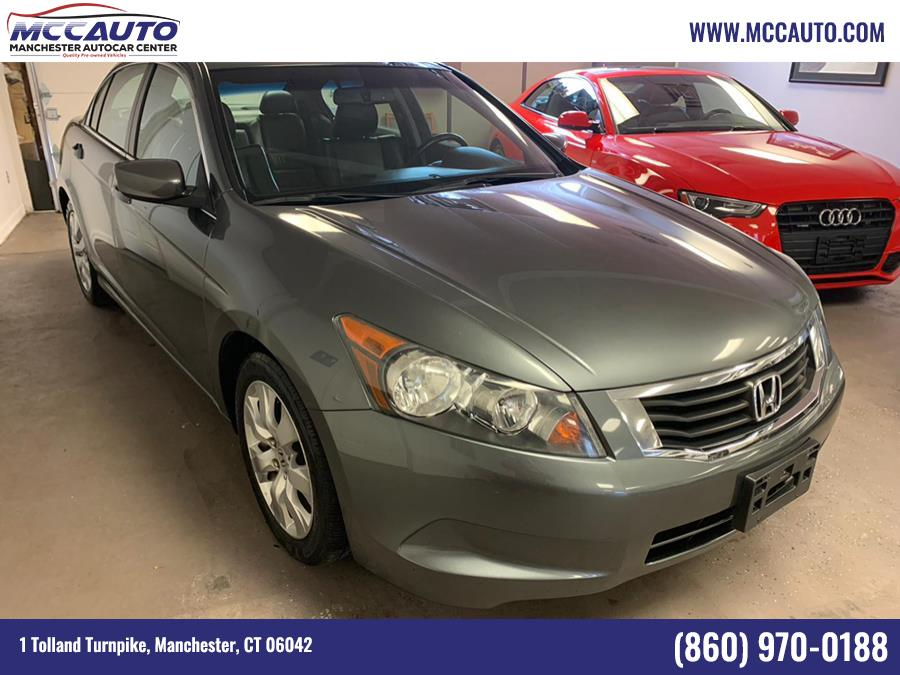 Used 2009 Honda Accord Sdn in Manchester, Connecticut | Manchester Autocar Center. Manchester, Connecticut