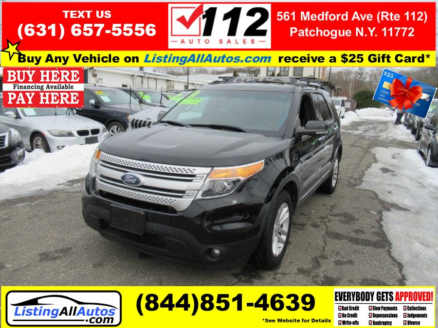 Used 2011 Ford Explorer in Patchogue, New York | www.ListingAllAutos.com. Patchogue, New York