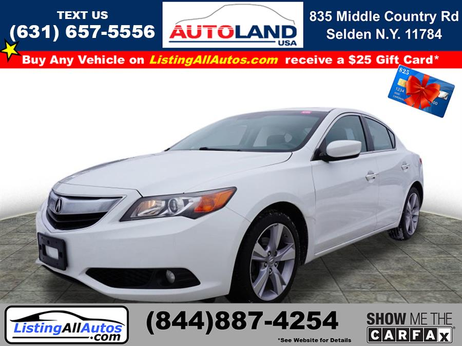 Used Acura Ilx 2.0L w/Tech 2014 | www.ListingAllAutos.com. Patchogue, New York
