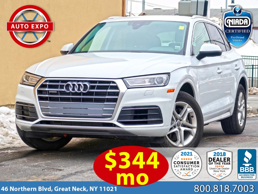 Used 2019 Audi Q5 in Great Neck, New York | Auto Expo Ent Inc.. Great Neck, New York