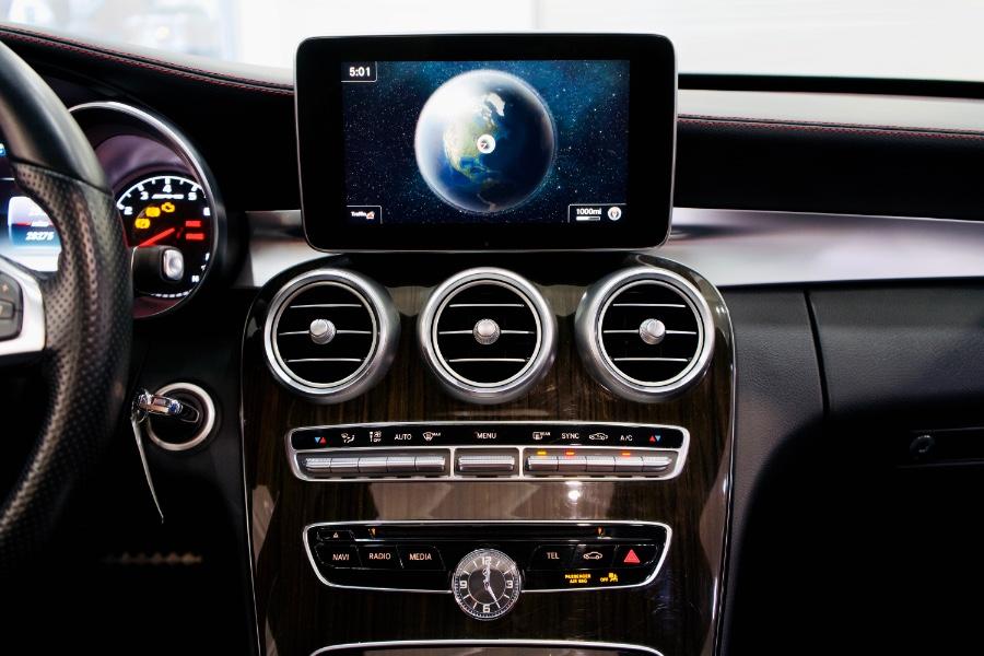 Used Mercedes-Benz C-Class AMG C 43 4MATIC Sedan 2018 | C Rich Cars. Franklin Square, New York