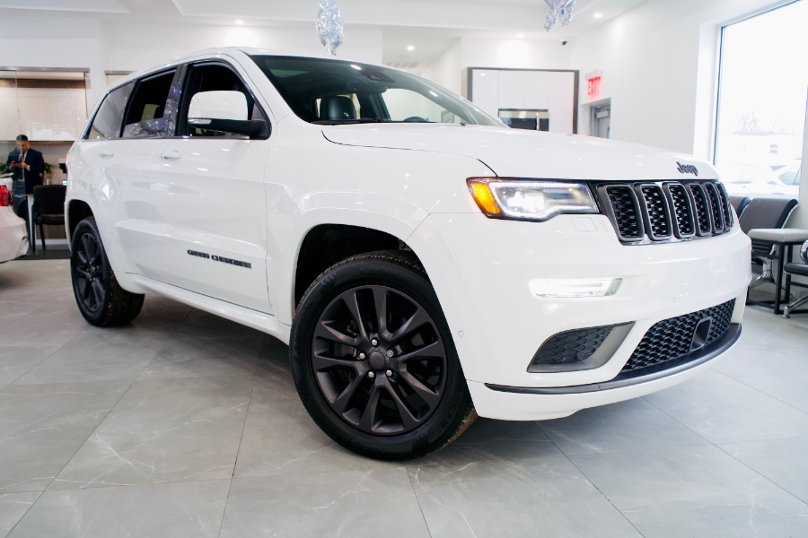 Used Jeep Grand Cherokee High Altitude 4x4 2018 | C Rich Cars. Franklin Square, New York