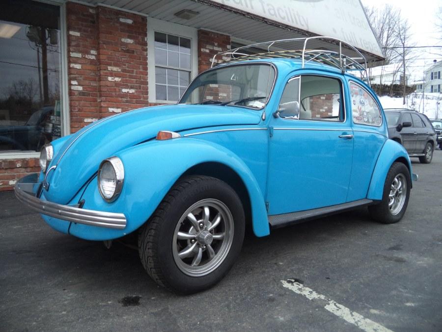 Used 1969 Volkswagen Beetle in Naugatuck, Connecticut | Riverside Motorcars, LLC. Naugatuck, Connecticut