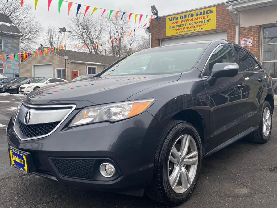 Used Acura RDX AWD 4dr Tech Pkg 2015 | VEB Auto Sales. Hartford, Connecticut