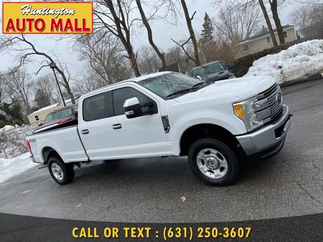 Used Ford Super Duty F-250 SRW XL 4WD Crew Cab 8'' Box 2017 | Huntington Auto Mall. Huntington Station, New York