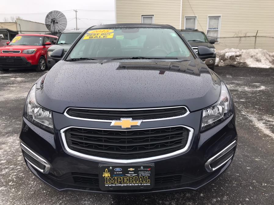 Used Chevrolet Cruze 4dr Sdn Auto 2LT 2015   Affordable Motors Inc. Bridgeport, Connecticut