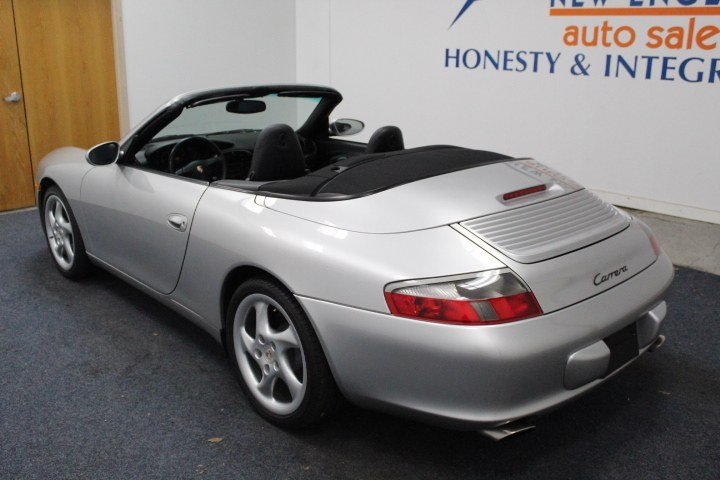 Used Porsche 911 Carrera 2dr Carrera Cabriolet 6-Spd Manual 2002 | New England Auto Sales LLC. Plainville, Connecticut