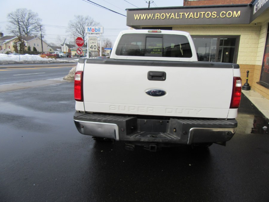 "Used Ford Super Duty F-250 4WD Crew Cab 156"" Lariat 2008 