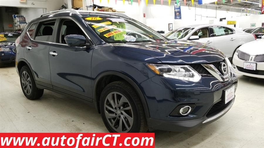 Used 2016 Nissan Rogue in West Haven, Connecticut