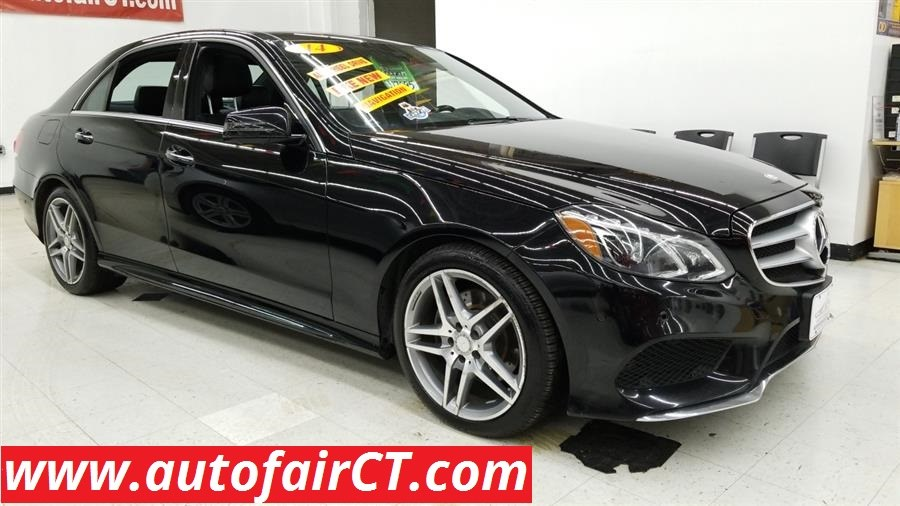 Used 2014 Mercedes-Benz E-Class in West Haven, Connecticut