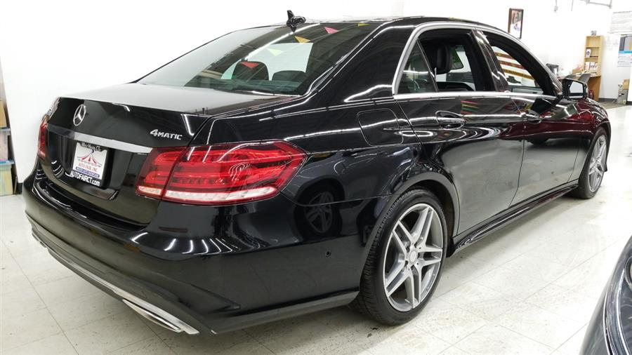 2014 Mercedes-Benz E-Class 4dr Sdn E350 Sport 4MATIC, available for sale in West Haven, CT
