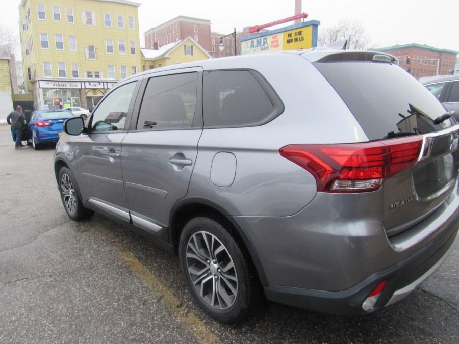Used Mitsubishi Outlander ES 2017 | Hilario's Auto Sales Inc.. Worcester, Massachusetts