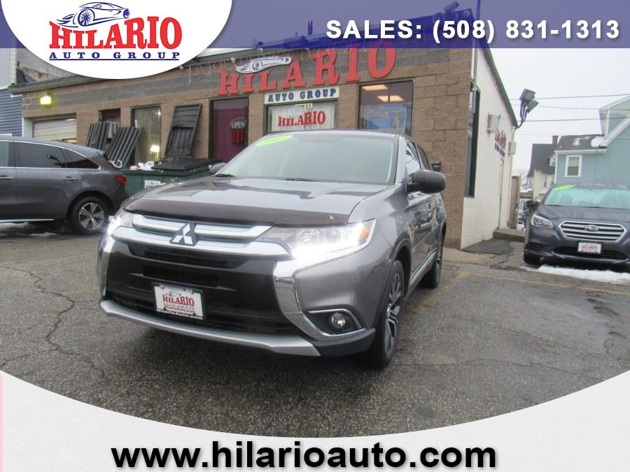 Used 2017 Mitsubishi Outlander in Worcester, Massachusetts | Hilario's Auto Sales Inc.. Worcester, Massachusetts