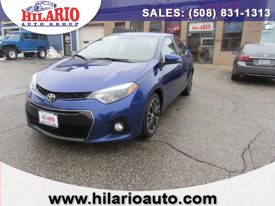 Used 2014 Toyota Corolla in Worcester, Massachusetts | Hilario's Auto Sales Inc.. Worcester, Massachusetts