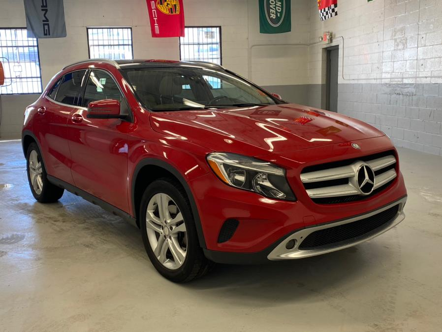 Used Mercedes-Benz GLA-Class 4MATIC 4dr GLA250 2015 | CT Auto. Bridgeport, Connecticut