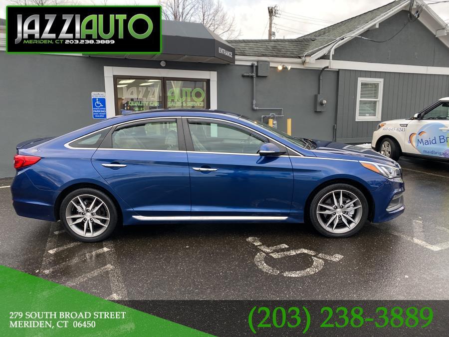 Used 2015 Hyundai Sonata in Meriden, Connecticut | Jazzi Auto Sales LLC. Meriden, Connecticut