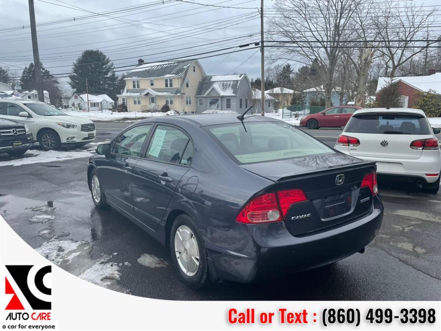 Used Honda Civic Hybrid CVT 2006 | Auto Care Motors. Vernon , Connecticut