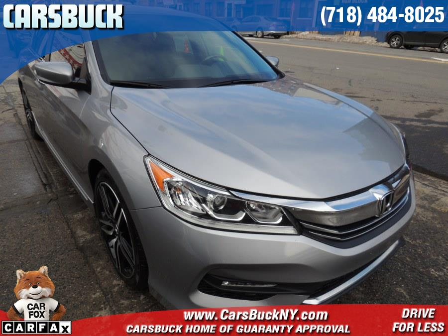 Used 2017 Honda Accord Sedan in Brooklyn, New York | Carsbuck Inc.. Brooklyn, New York