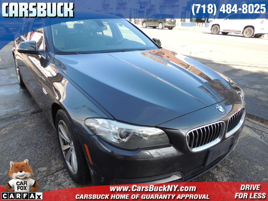 Used BMW 5 Series 4dr Sdn 528i xDrive AWD 2014 | Carsbuck Inc.. Brooklyn, New York
