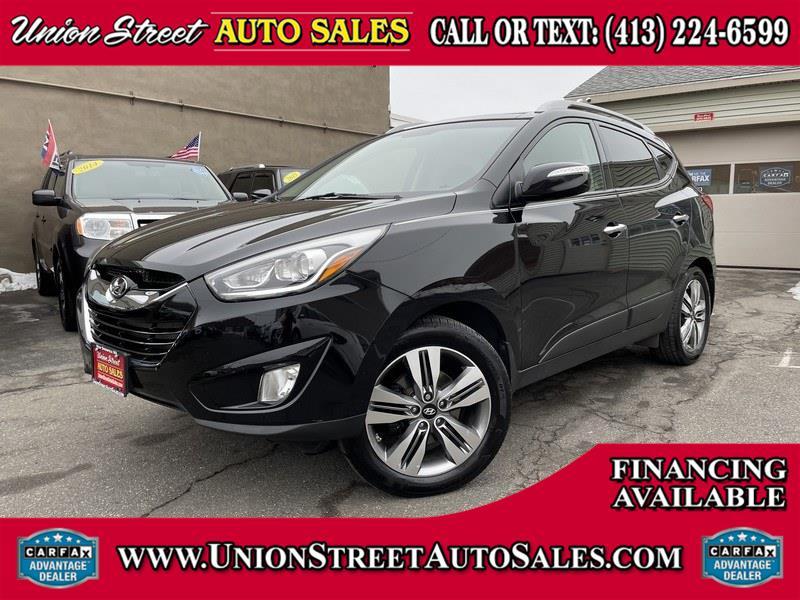 Used 2014 Hyundai Tucson in West Springfield, Massachusetts | Union Street Auto Sales. West Springfield, Massachusetts