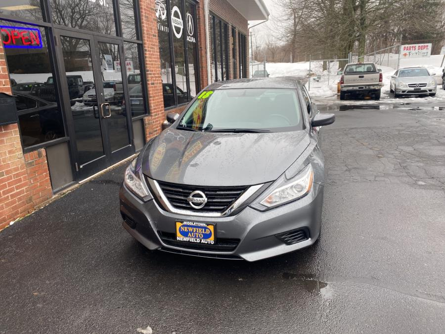 Used Nissan Altima 2.5 SR Sedan 2018 | Newfield Auto Sales. Middletown, Connecticut