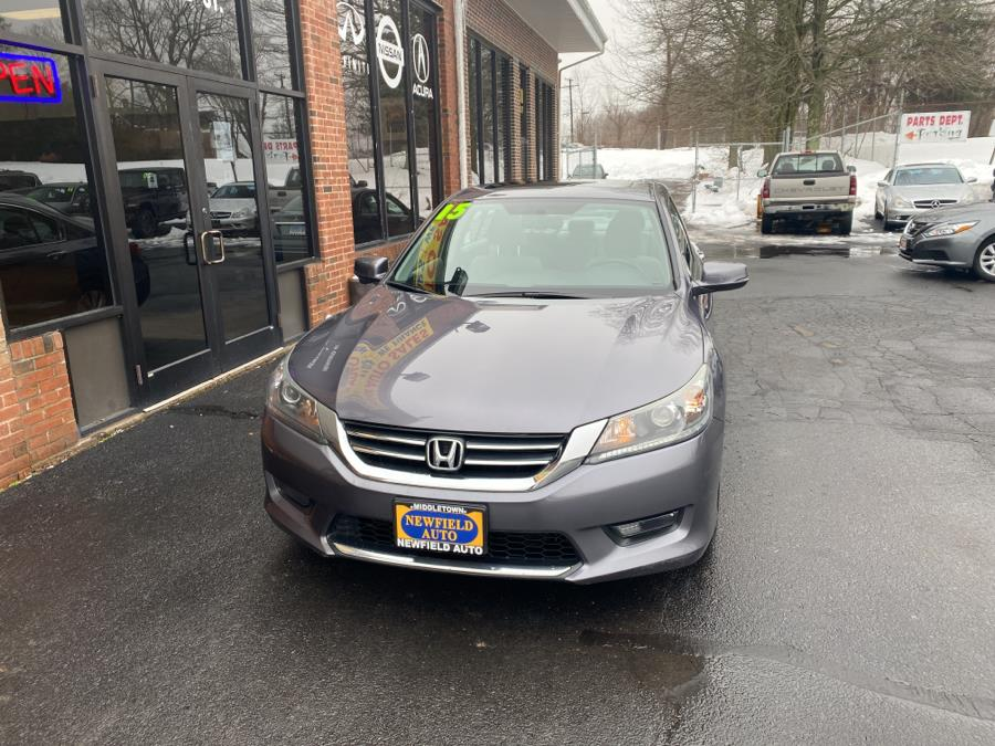 Used Honda Accord Sedan 4dr I4 CVT EX 2015 | Newfield Auto Sales. Middletown, Connecticut