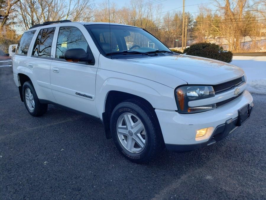 Used Chevrolet TrailBlazer 4dr 4WD LTZ Leather Sunroof 2002 | Toro Auto. East Windsor, Connecticut