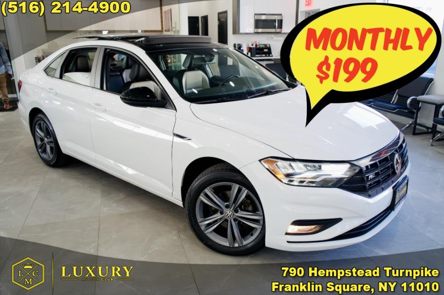 Used 2019 Volkswagen Jetta in Franklin Square, New York | Luxury Motor Club. Franklin Square, New York