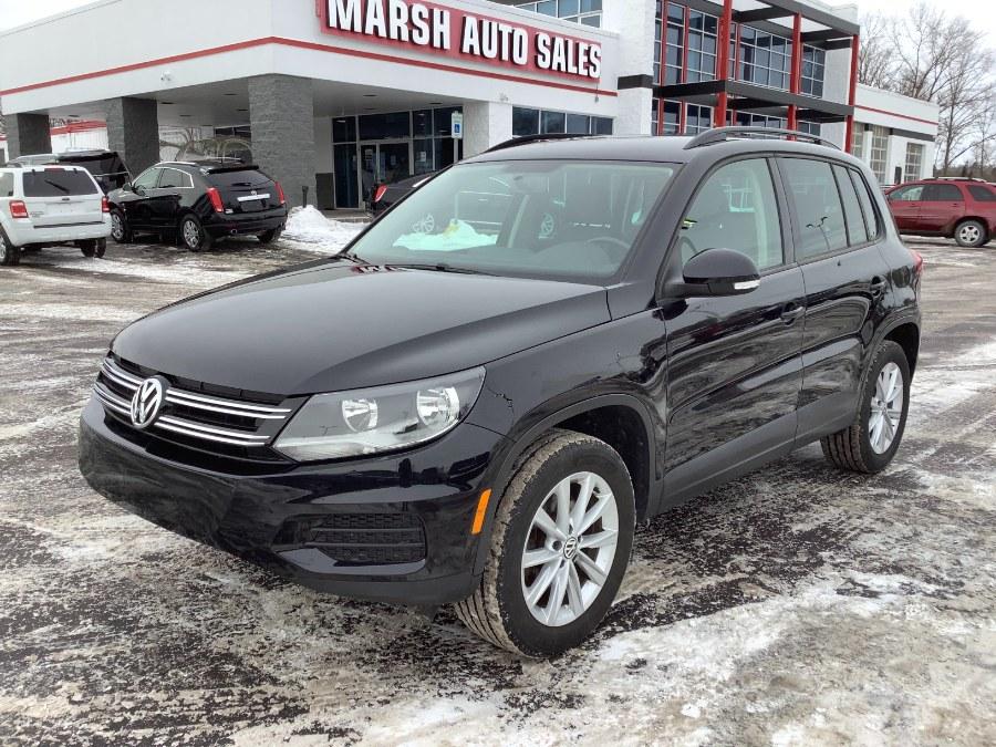Used 2015 Volkswagen Tiguan in Ortonville, Michigan | Marsh Auto Sales LLC. Ortonville, Michigan