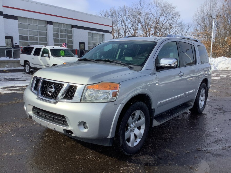 Used Nissan Armada 4WD 4dr Titanium 2010 | Marsh Auto Sales LLC. Ortonville, Michigan