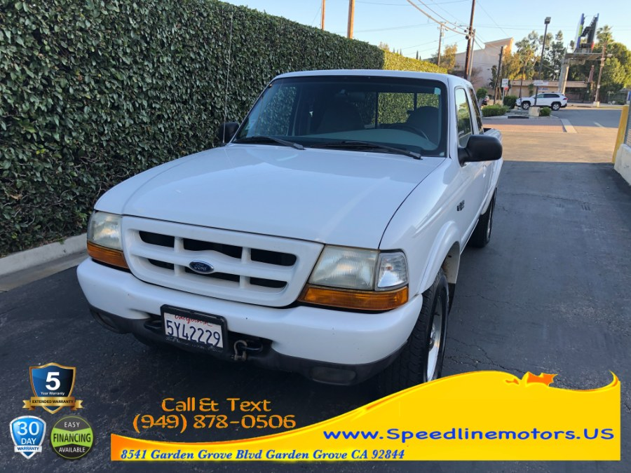 Used 1999 Ford Ranger in Garden Grove, California | Speedline Motors. Garden Grove, California