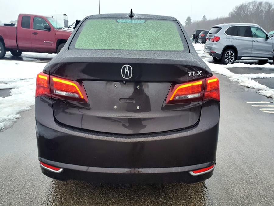 Used Acura TLX 4dr Sdn FWD 2015 | Capital Lease and Finance. Brockton, Massachusetts