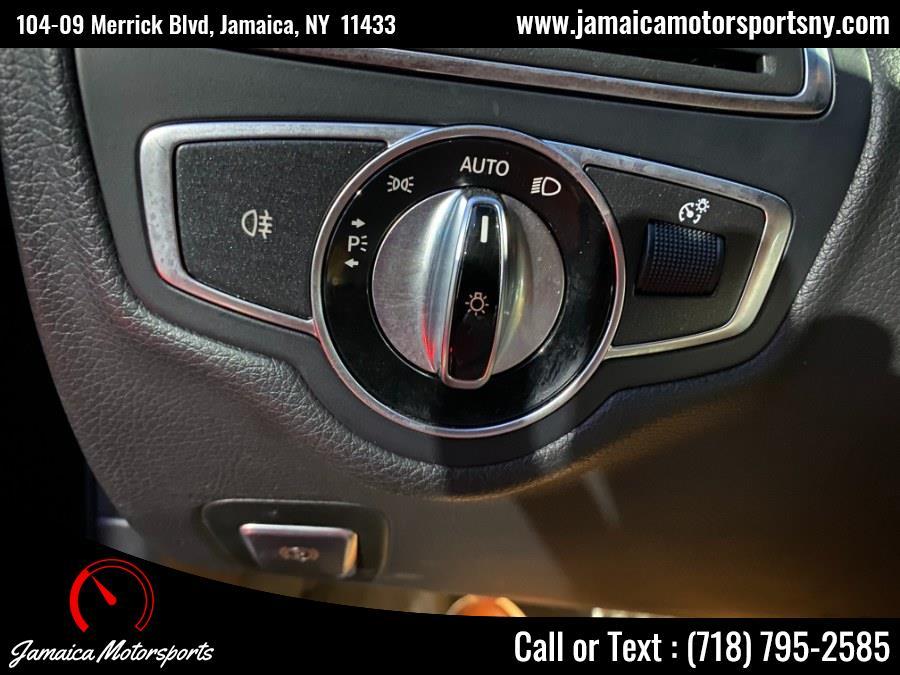 Used Mercedes-Benz C-Class C300 4MATIC Sedan with Sport Pkg 2017 | Jamaica Motor Sports . Jamaica, New York