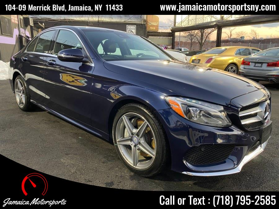 Used 2017 Mercedes-Benz C-Class in Jamaica, New York | Jamaica Motor Sports . Jamaica, New York