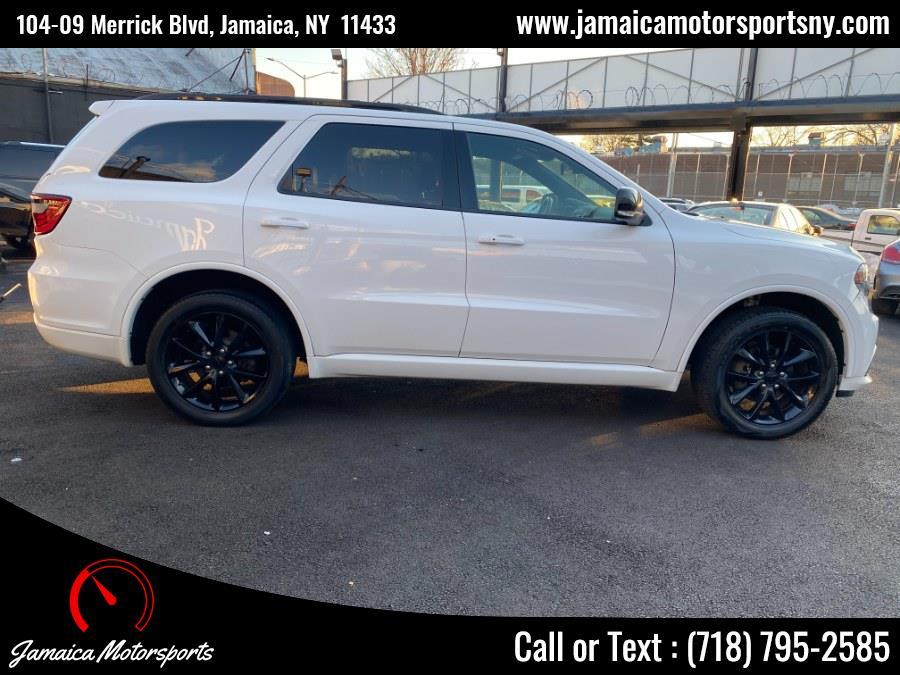 Used Dodge Durango GT AWD 2017 | Jamaica Motor Sports . Jamaica, New York