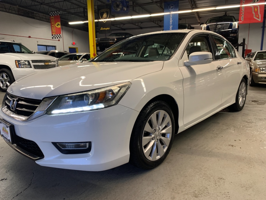 Used Honda Accord Sdn 4dr V6 Auto EX-L 2013 | MP Motors Inc. West Babylon , New York