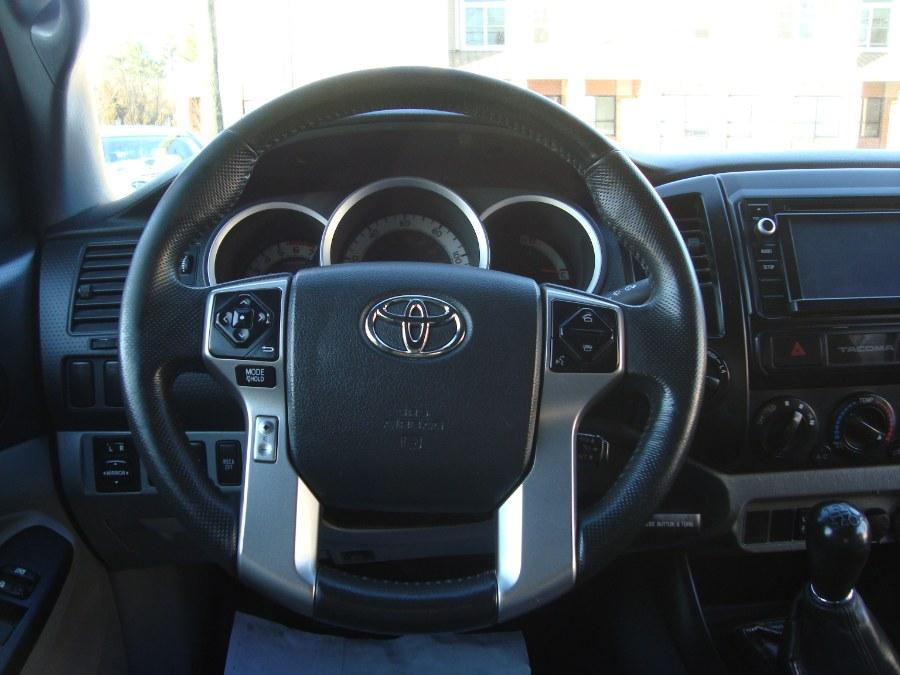 Used Toyota Tacoma 4WD Access Cab I4 MT (Natl) 2015 | Yara Motors. Manchester, Connecticut