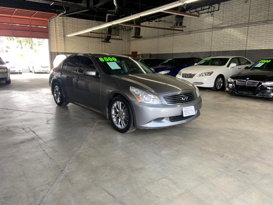 Used 2008 Infiniti G35 Sedan in Garden Grove, California | U Save Auto Auction. Garden Grove, California