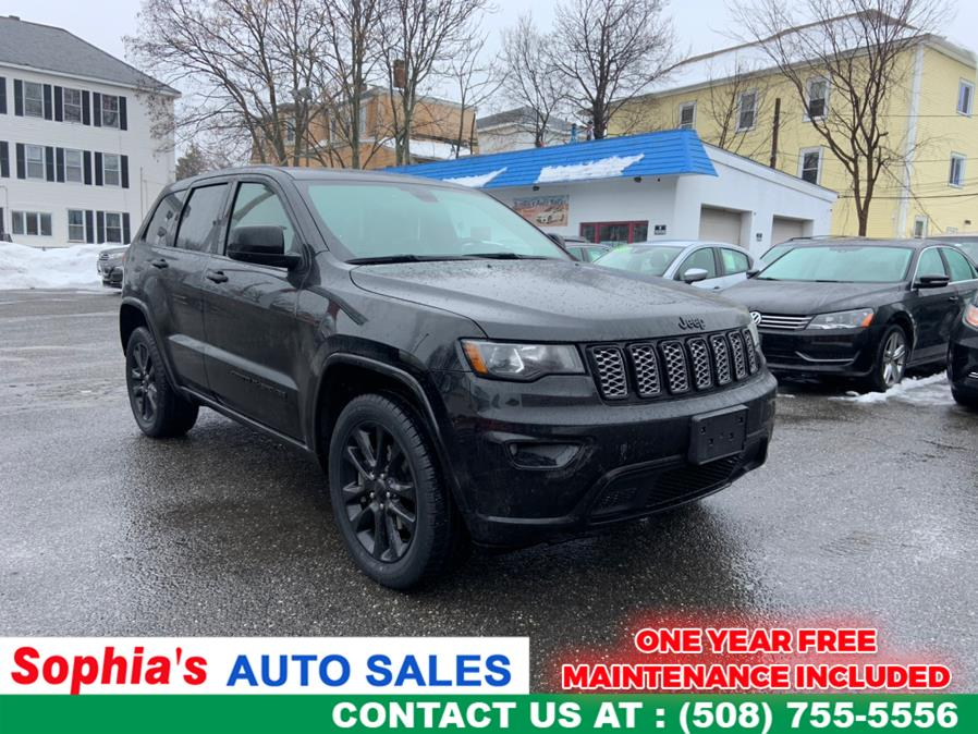 Used 2018 Jeep Grand Cherokee in Worcester, Massachusetts | Sophia's Auto Sales Inc. Worcester, Massachusetts