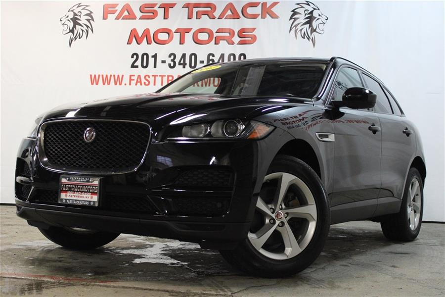 Used 2017 Jaguar F-pace in Paterson, New Jersey | Fast Track Motors. Paterson, New Jersey