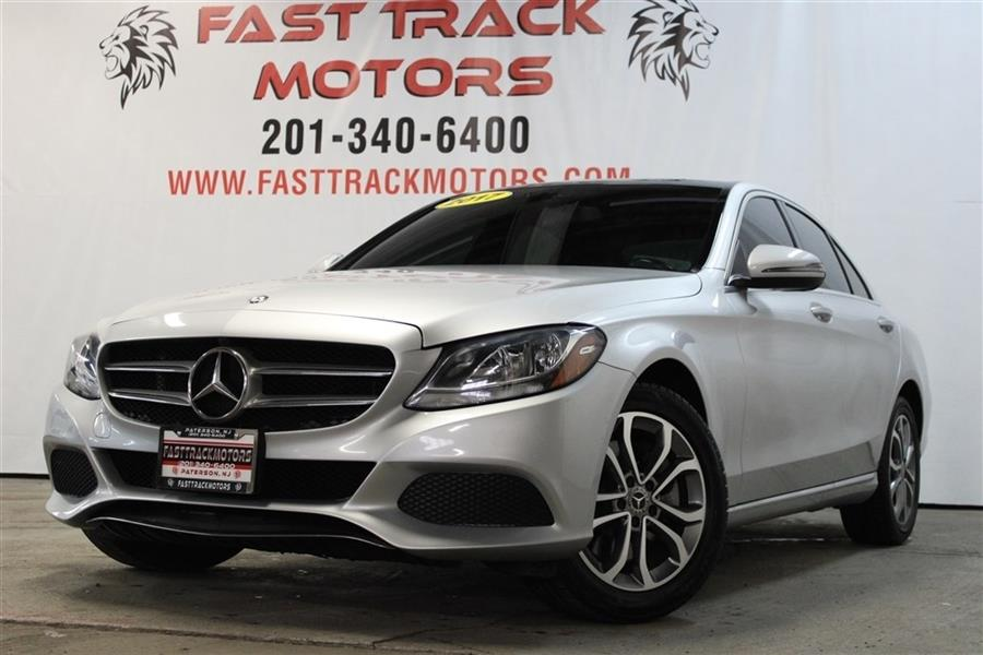 Used Mercedes-benz c 300 4MATIC 2017 | Fast Track Motors. Paterson, New Jersey
