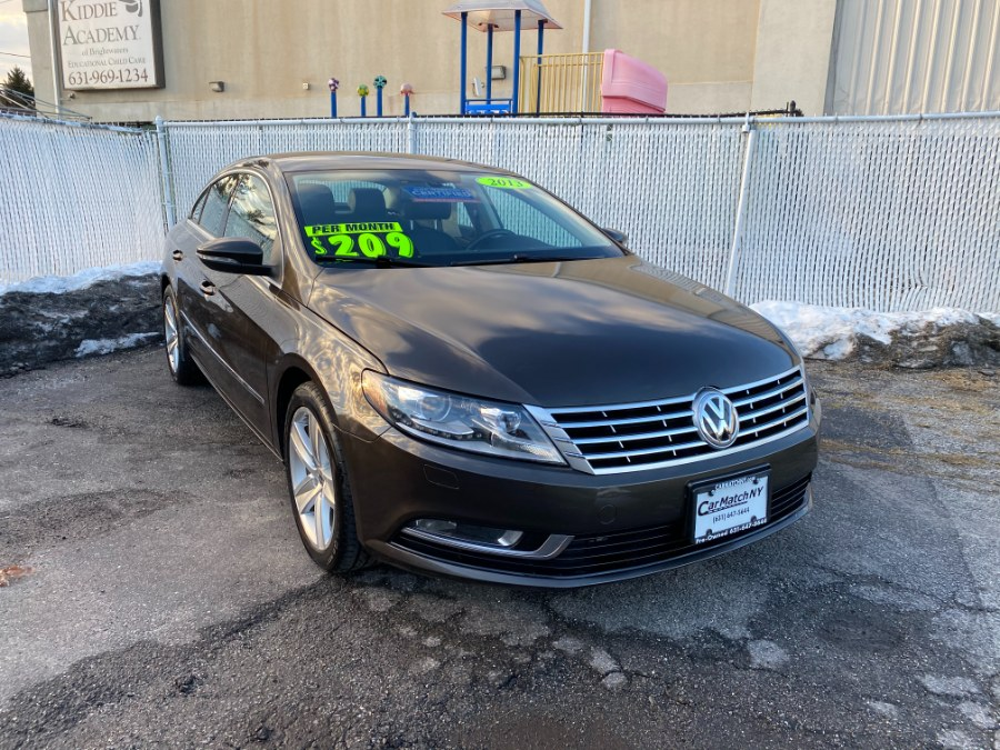 Used Volkswagen CC 4dr Sdn DSG Sport w/LEDs PZEV 2013 | Carmatch NY. Bayshore, New York