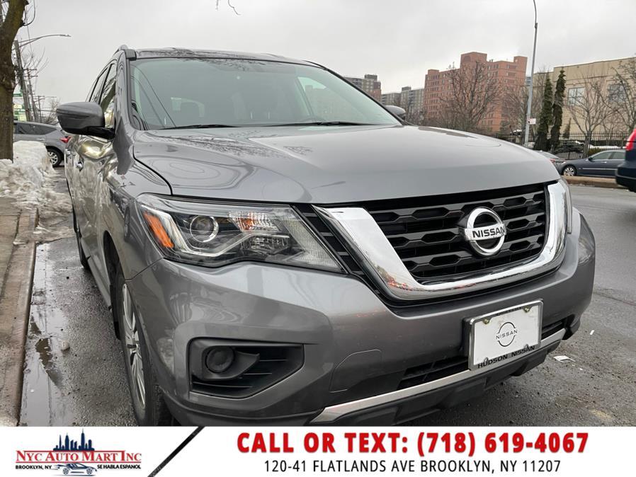 Used 2019 Nissan Pathfinder in Brooklyn, New York | NYC Automart Inc. Brooklyn, New York