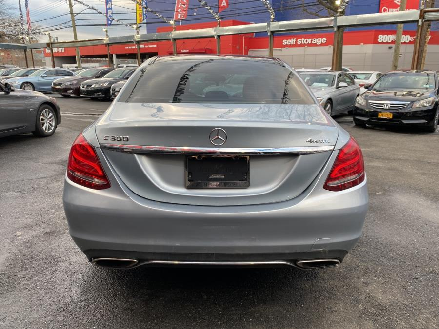 Used Mercedes-Benz C-Class 4dr Sdn C300 4MATIC 2016 | Champion Auto Sales Of The Bronx. Bronx, New York