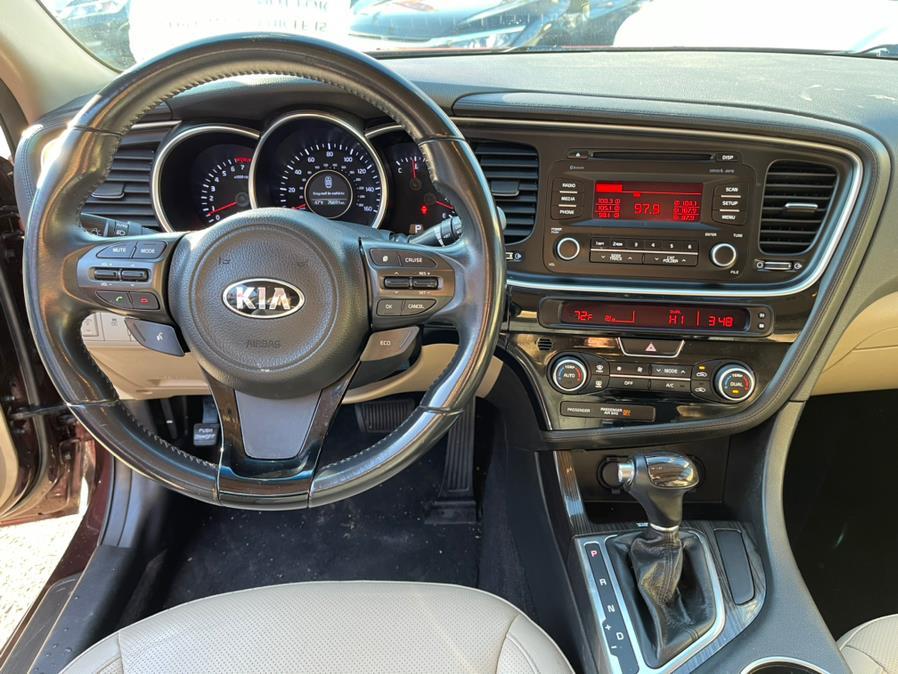 Used Kia Optima 4dr Sdn EX 2015   Champion Auto Sales Of The Bronx. Bronx, New York