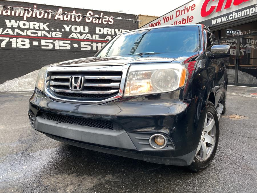 Used 2012 Honda Pilot in Bronx, New York | Champion Auto Sales Of The Bronx. Bronx, New York