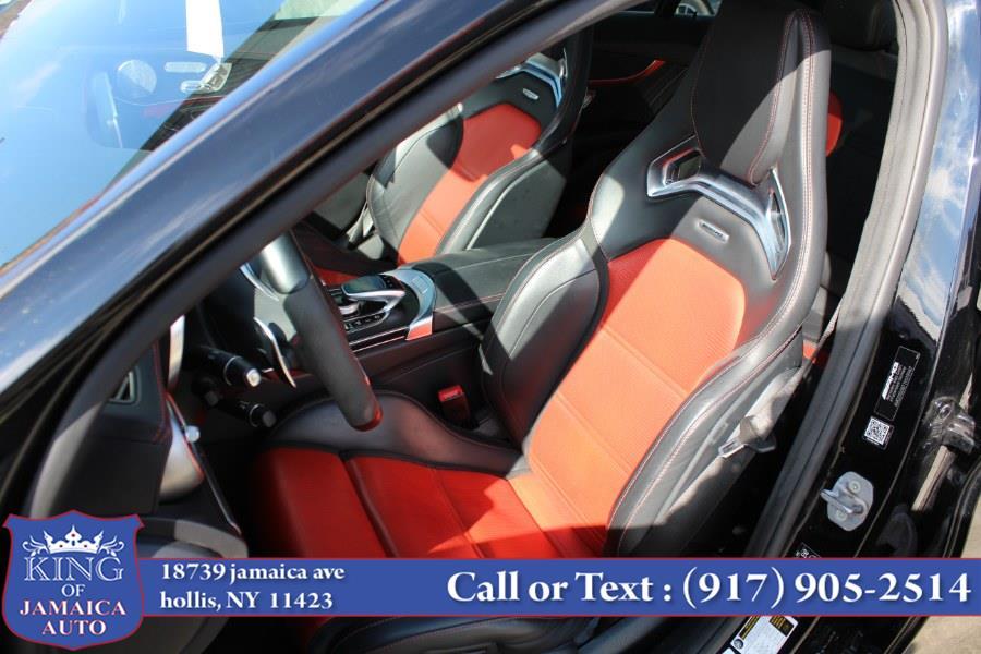 Used Mercedes-Benz C-Class AMG C 63 S Sedan 2018 | King of Jamaica Auto Inc. Hollis, New York