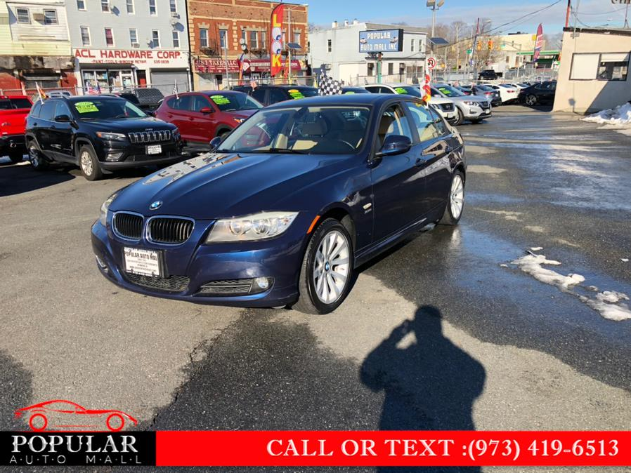 Used BMW 3 Series 4dr Sdn 328i xDrive AWD SULEV 2011 | Popular Auto Mall Inc . Newark , New Jersey