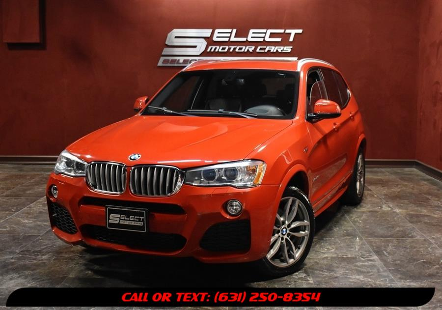 Used 2016 BMW X3 in Deer Park, New York | Select Motor Cars. Deer Park, New York